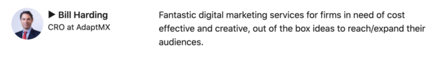 Fantastic digital marketing services for firms in need of cost effective and creative, out of the box ideas to reach/expand their audiences.